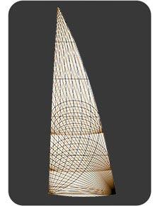 Fusion M 8000 series toer quantum sails