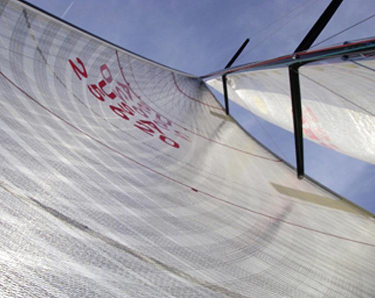 wedstrijd fok Quantum sails