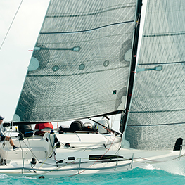 jib fok light j/111 voor golven quantum sails