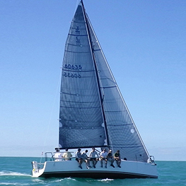 medium jib j/109 quantum sails