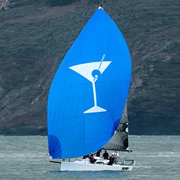 gennaker A2 runner j/111 quantum sails