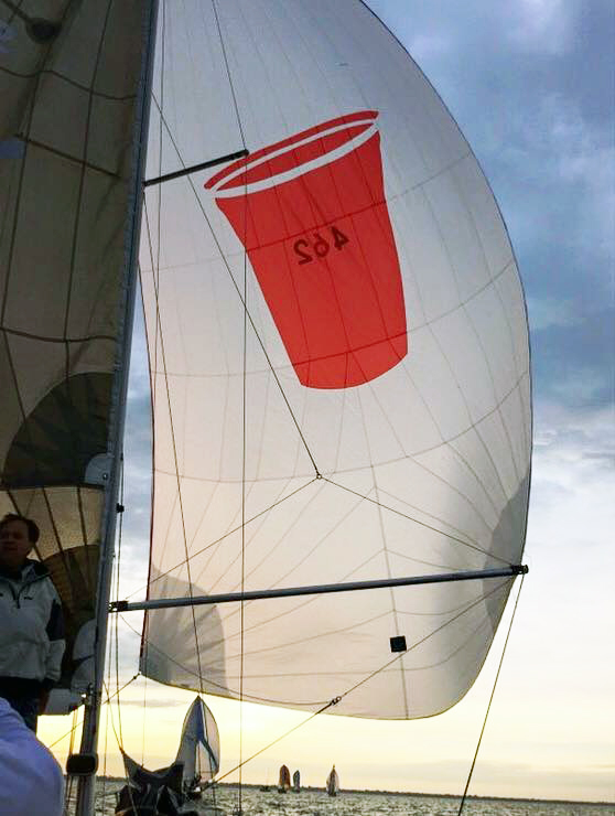 inlay spinnaker quantum sails