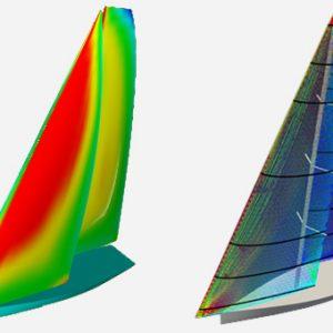 Code zero CZ-XS-C2 Quantum sails